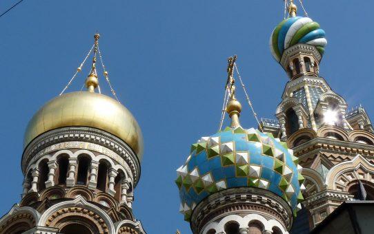 San Petersburgo, refugio de zares y de la cultura rusa