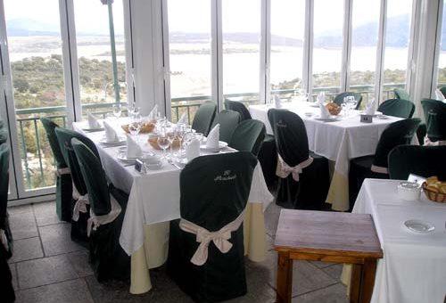 El Picachuelo, un restaurante con vistas