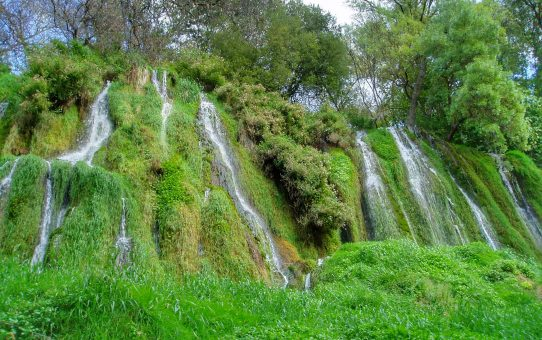 """Monasterio de Piedra: un paseo """"pasado por agua"""""""