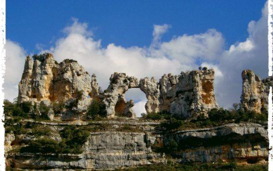 Orbaneja del Castillo, paisaje endorfínico