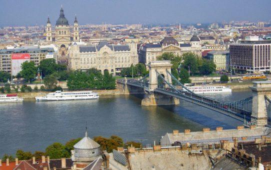 Budapest, dos por una