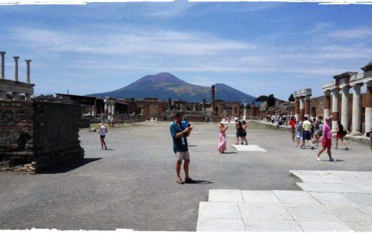 Pompeya: el ave Fénix que resurgió de sus cenizas