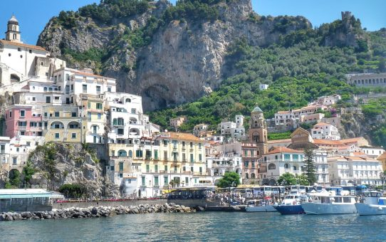 Costa Amalfitana, una D.O. inolvidable