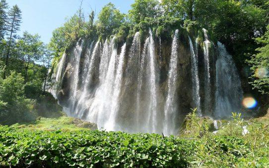 Plitvice y Krka: la magia del agua