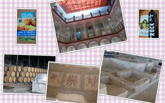 Montilla, Puente Genil y ´Las tres Gracias'