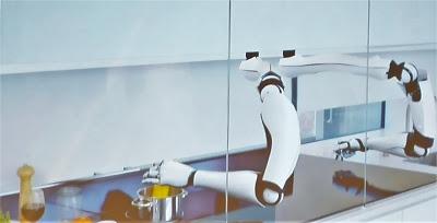 Los robots amenazan a las cadenas de restauración