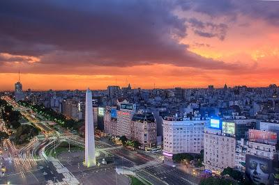 Buenos Aires: todos los fuegos, el fuego