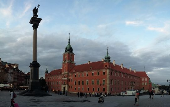 Varsovia: la capital heróica