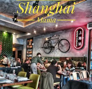 Shanghai mama: ¡viva la diferencia!