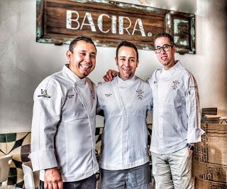 Bacira: el tripartito gastronómico de Chamberí