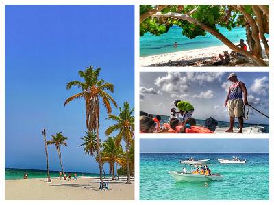 Isla Saona, 'il paradiso' de Dominicana