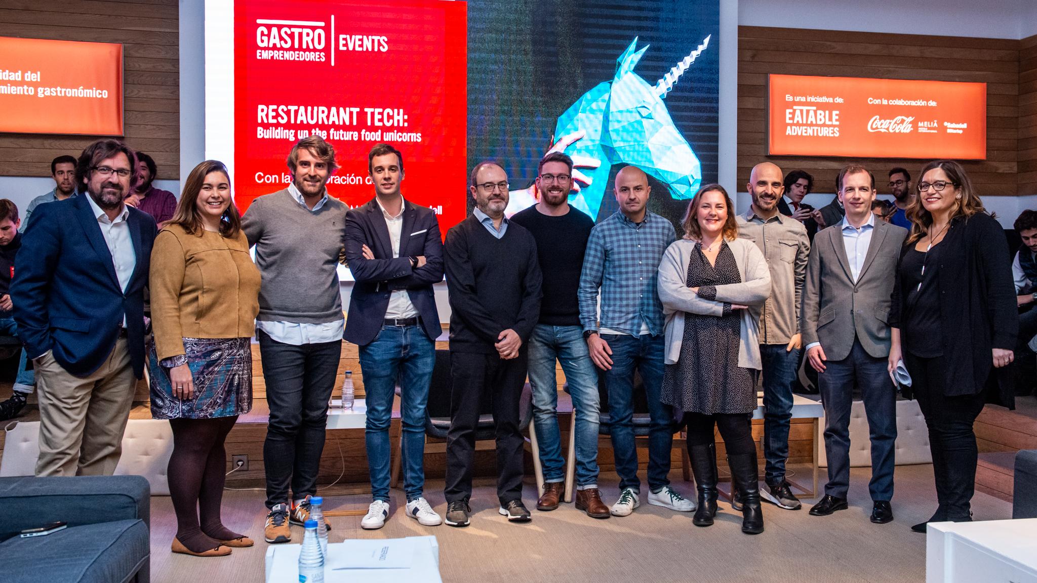 Restaurant Tech: aprendiendo de los Unicornios