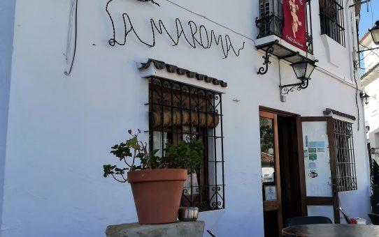 La Maroma: las mejores tapas de Grazalema