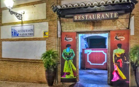 Plaza de Toros, el coso gastronómico de Antequera