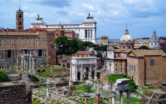 "Roma, la eterna ""Dolce Vita"""