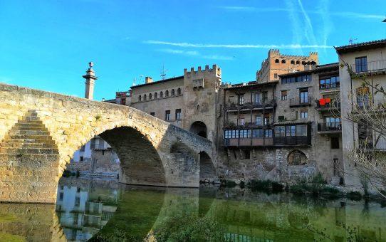 """Valderrobres, capital de la """"Toscana de Aragón"""""""