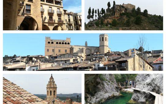 10 cosas que hacer en la Toscana de Aragón (guía)