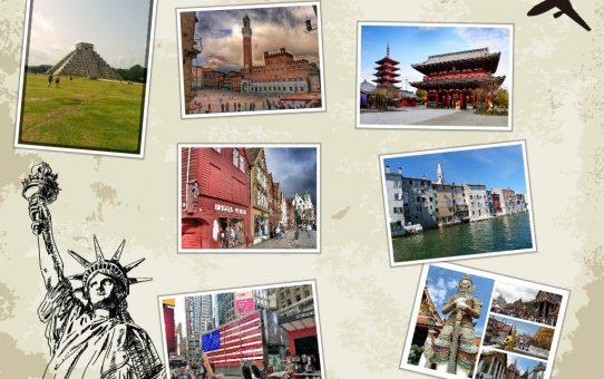 Siete destinos internacionales para disfrutar este verano