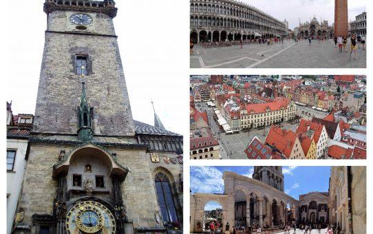Las 10 Plazas más bellas de Europa