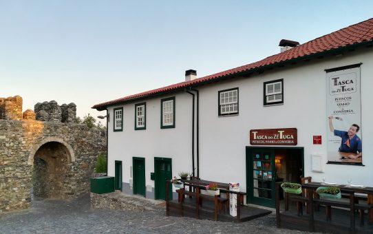 Tasca do Ze Tuga: pasión junto al castillo de Braganza