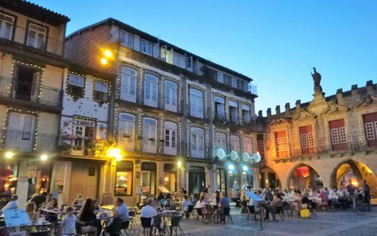 Guimaraes: Portugal eres tú