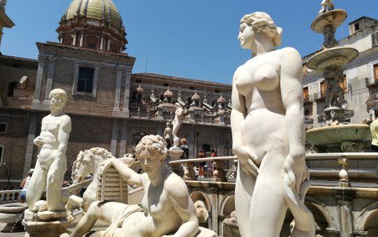 Palermo, la puerta de entrada a Sicilia