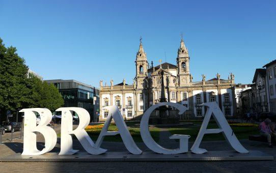 Braga, de la francesiña a Bom Jesús do Monte