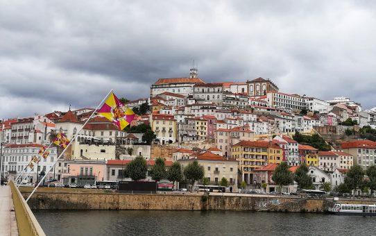 Coimbra: cinco siglos de universidad