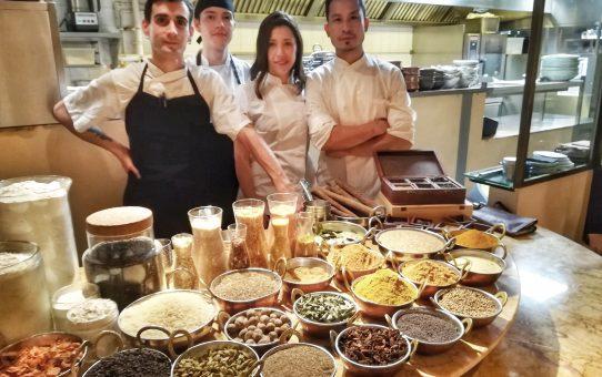 Benarés, el restaurante con mejor cocina india de Madrid