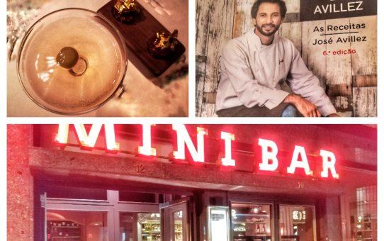 Mini Bar Porto, el clandestino del chef José Avillez