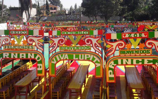 Xochimilco: el lago de las trajineras