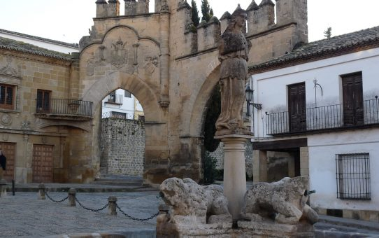 Baeza: renacimiento en Jaén
