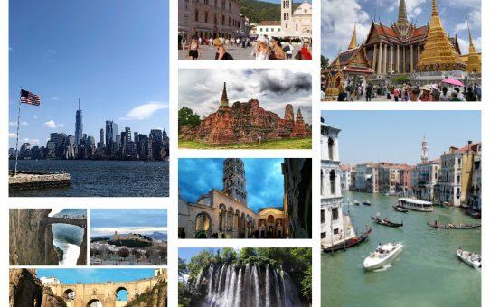 Fitur en doce viajes para soñar