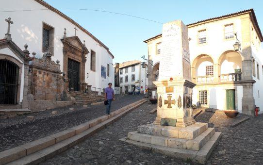 Braganza, mestizaje ibérico