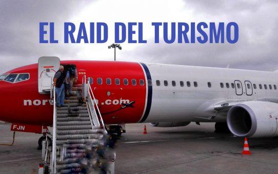 """El """"Raid"""" del turismo"""