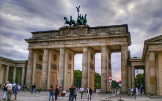 Berlín: el cruce de caminos alemán