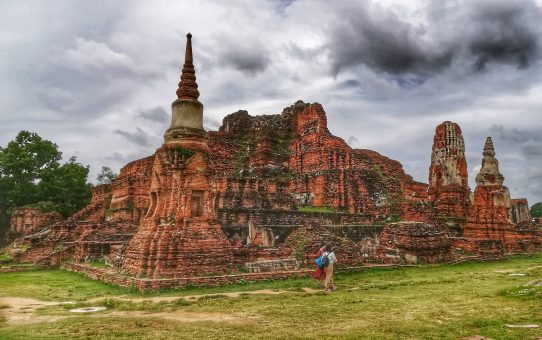 "Ayutthaya: la ""isla"" del Reino de Siam"