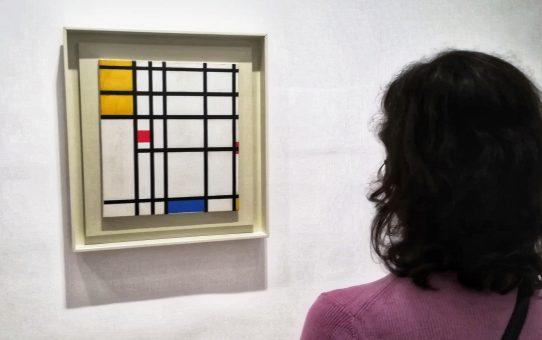 Mondrian, otra excusa para visitar Madrid