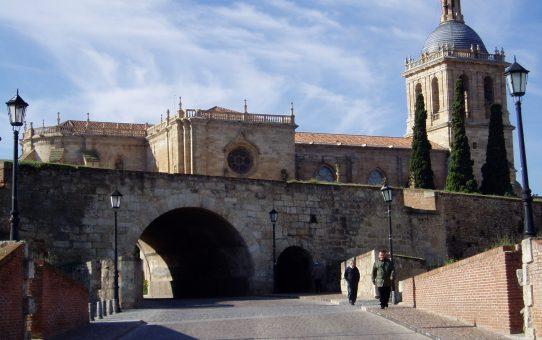 Ciudad Rodrigo: murallas y farinato