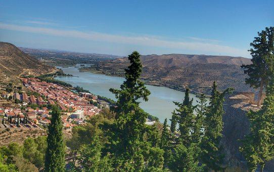 Mar de Aragón, quinientos km. de costa de agua dulce