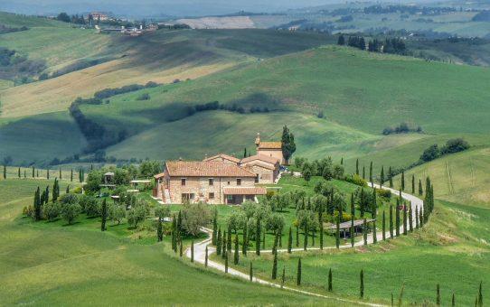 Pienza, Montalcino...viaje al corazón de la Toscana
