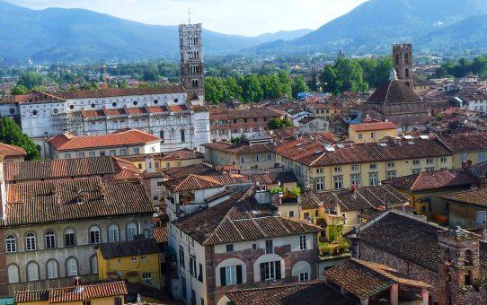 Lucca, la ciudad de las cien torres