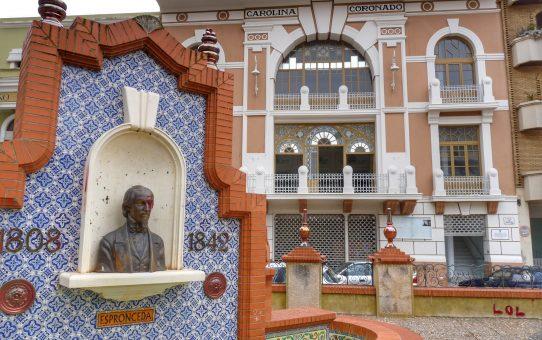 Ribera del Guadiana: Almendralejo y mucho mas