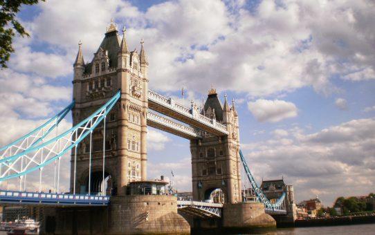 Londres: la 'dama de hierro' con sangre financiera