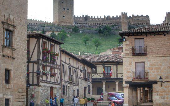 Qué hacer en Peñaranda, Roa de Duero y Clunia