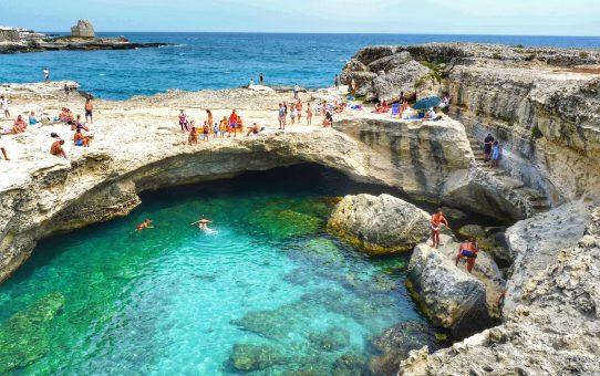 Roca Vecchia: cómo divertirse en la costa de Lecce