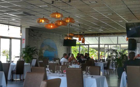 Monpiedra: un restaurante playero con aspiraciones gourmet
