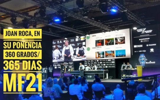Madrid Fusión 2021 se viste de gastronomía circular
