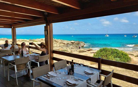 Es Caló, el chill out gastronómico de la isla de Formentera