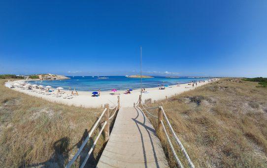 Formentera: la isla tranquila donde la vida se detiene